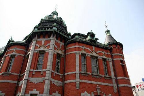 福岡市文学館屋根