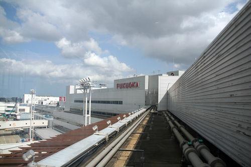 空港の外観