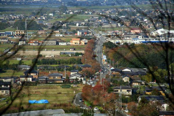 永勝寺からの眺め